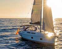 Barca a vela privata di lusso